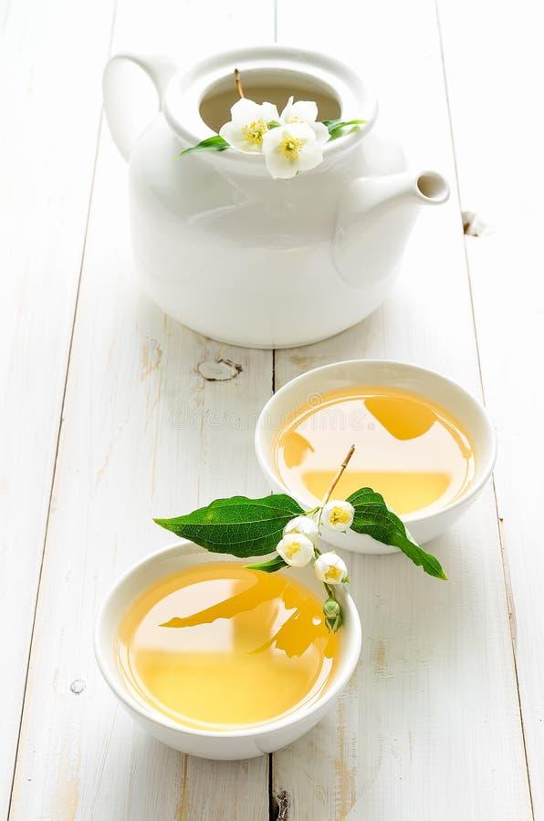 Jasmine Tea stock afbeeldingen