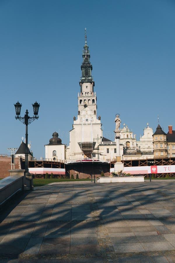 Jasna Gora Church In Czestochowa Stock Photo - Image of ...