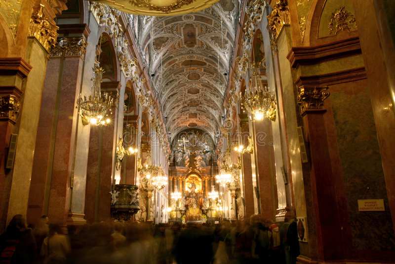 Download Jasna Gora monastery stock photo. Image of history, cross - 4912290