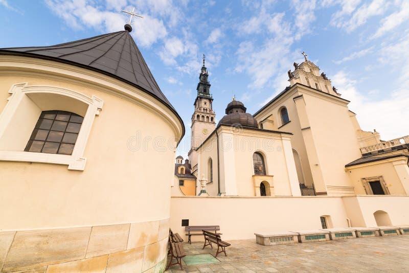 Download Jasna Gora Monastery In Czestochowa Stock Image - Image: 31978861