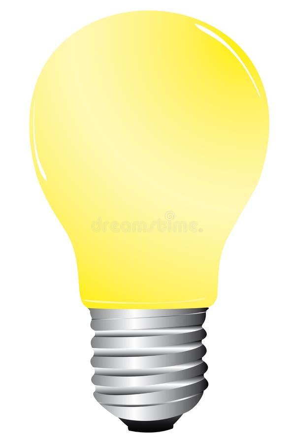 Jasne światło ilustracji