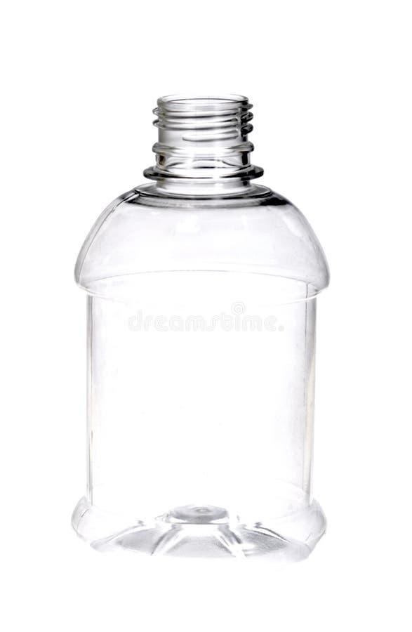 Jasne klingeryt butelki obrazy royalty free