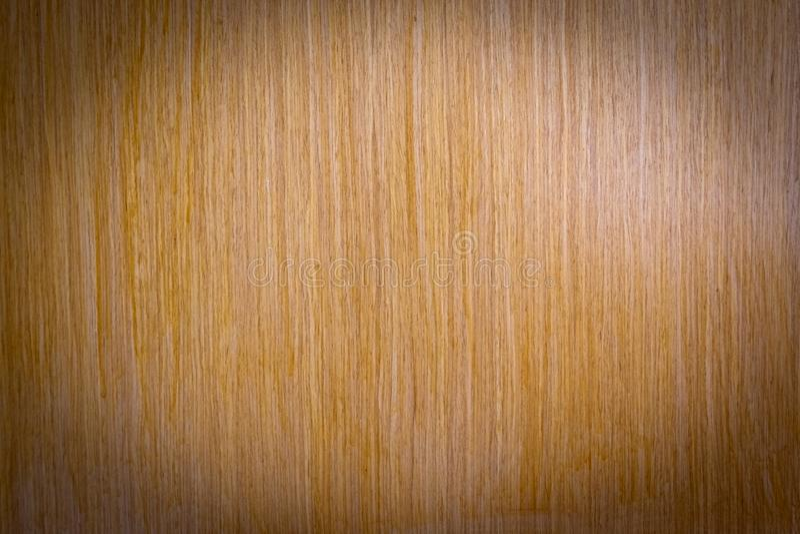 Jasnobrązowa Drewniana tekstura dla Abstrakcjonistycznego tła obraz royalty free