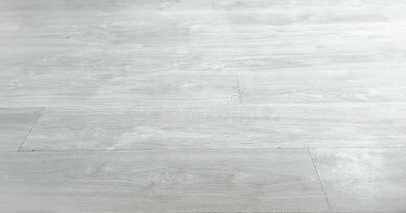 Jasnobrązowa miękka drewniana podłoga powierzchni tekstura jako tło, drewniany parkietowy Stary grunge myjący dębowego laminata w obraz royalty free