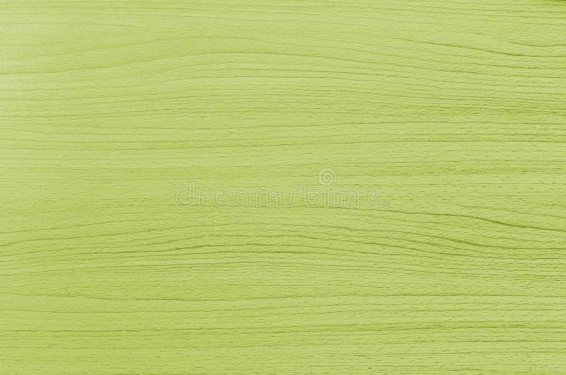 Jasnozielony drewniany tło fotografia stock