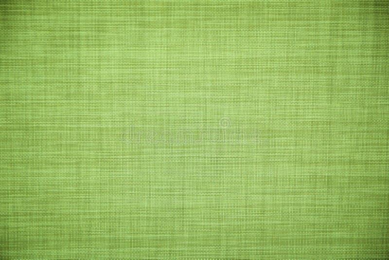 Jasnozielony ecologic brezentowy tekstury tło zdjęcia royalty free