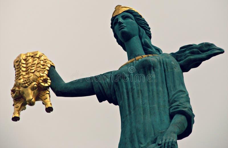 Jason argonauta i Złoty runo, zdjęcie stock