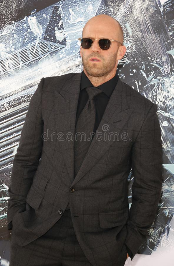 Jason Statham photo libre de droits
