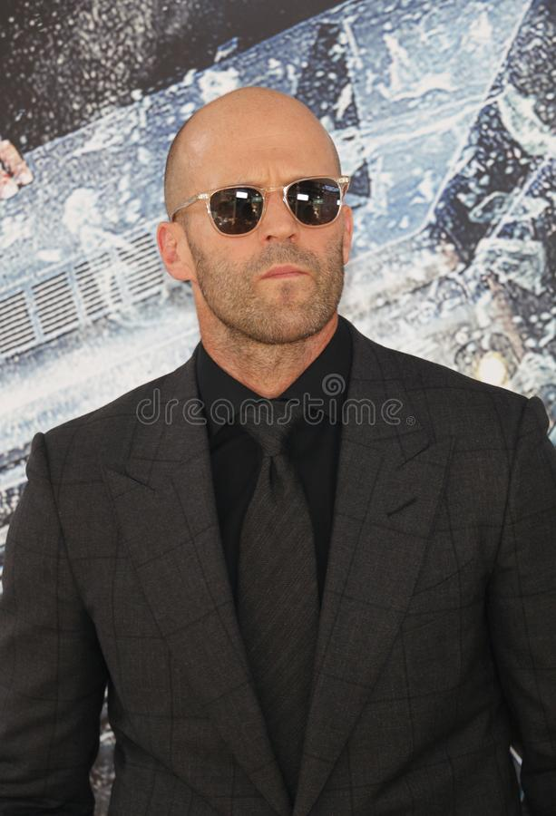 Jason Statham photographie stock
