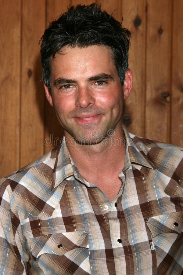 Jason Thompson. Arriving at the annual General Hospital Fan Club Luncheon at the Sportsman's Lodge in Studio City, CA on July 12, 2008 stock images