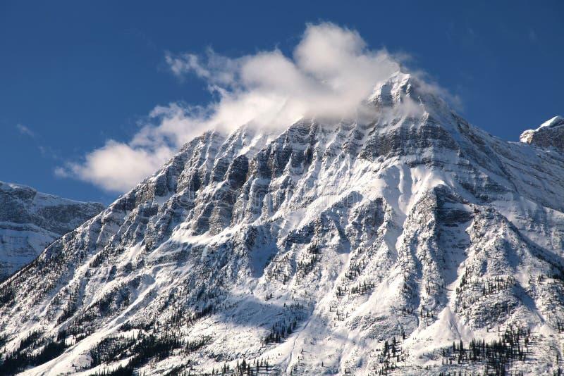 Jasper Mountain royalty free stock images
