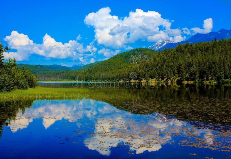 Jasper National Park imagens de stock