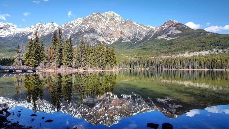 Jasper National Park lizenzfreies stockfoto