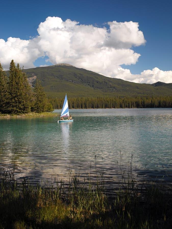 Jasper National Park - Alberta - Canada stock images