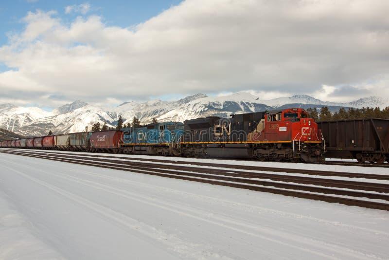 Jasper Trains photos stock