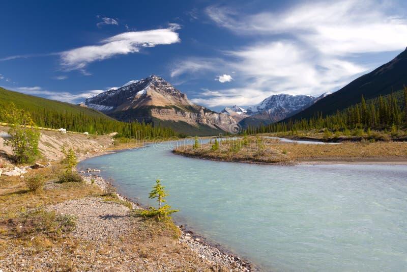 Jaspis-Nationalpark, Alberta, Kanada lizenzfreie stockfotografie