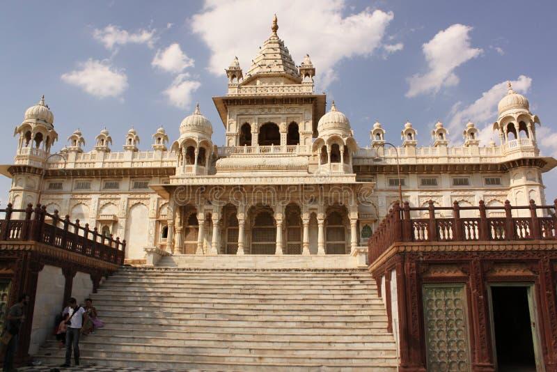 Jaswant Thada fotografía de archivo libre de regalías