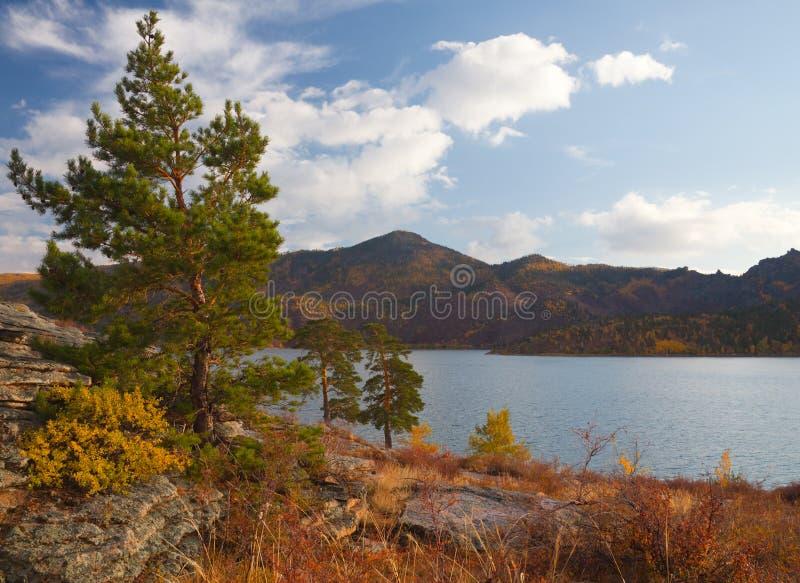 Jasybay jezioro zdjęcie stock
