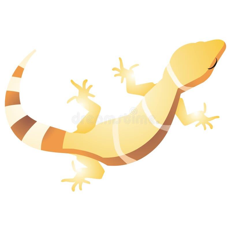 jaszczurka ilustracja wektor