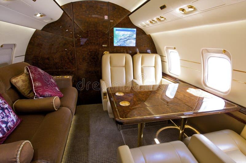 Download Jato do negócio foto de stock. Imagem de cockpit, contemporary - 16866432