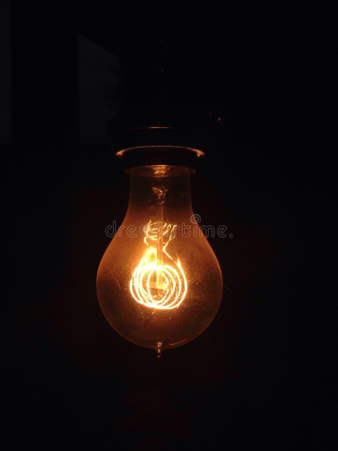 Jaty światło troszkę zdjęcie royalty free