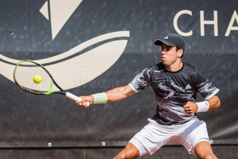 Tennis Internationals Atp Challenger Biella royalty free stock photos