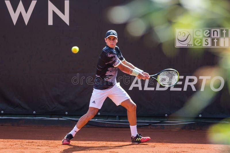 Tennis Internationals Atp Challenger Biella stock photo