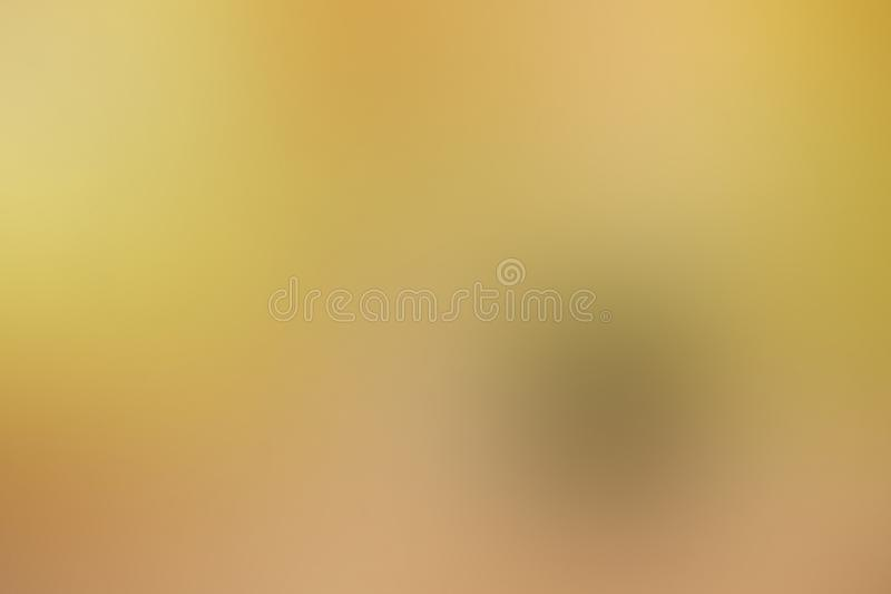 Jaune abstrait de fond de gradient, miel, chaud, chaud, avec l'espace de copie images stock
