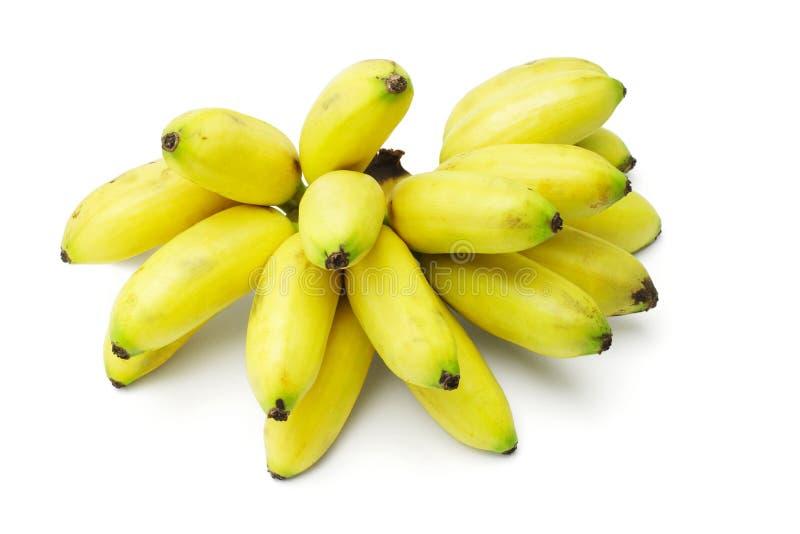 Jaunissez les bananes image libre de droits