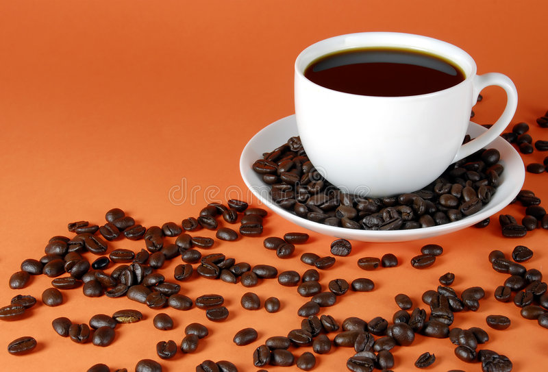 Java anaranjada imagenes de archivo