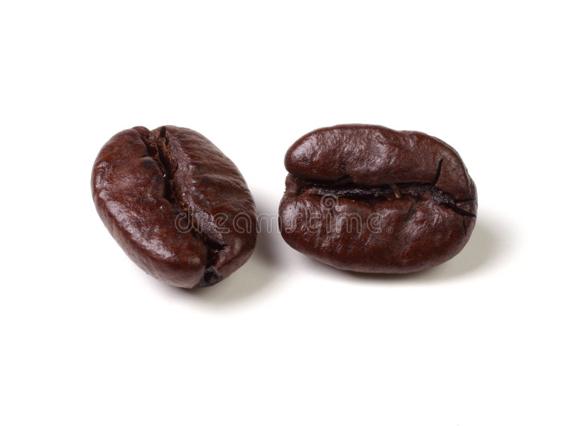 Java Beans royalty free stock photo