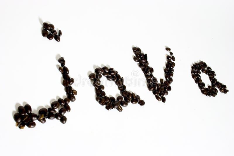 Java beans stock photos