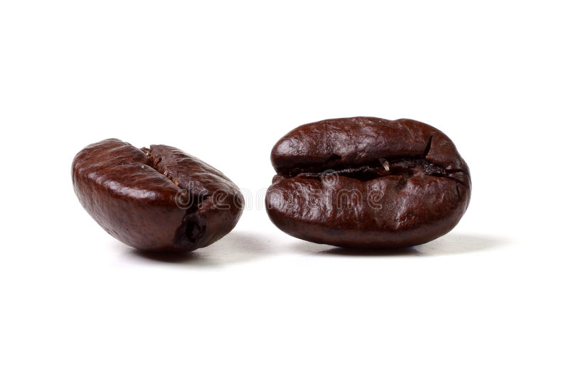 Java Beans royalty free stock photography