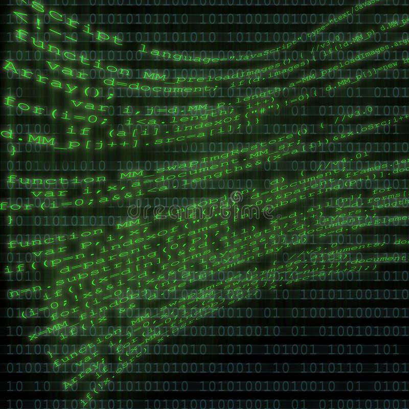 Java-Index-Computer-Code lizenzfreie abbildung