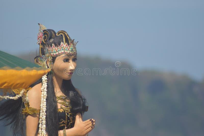 Javanese-Mythos lizenzfreie stockfotos