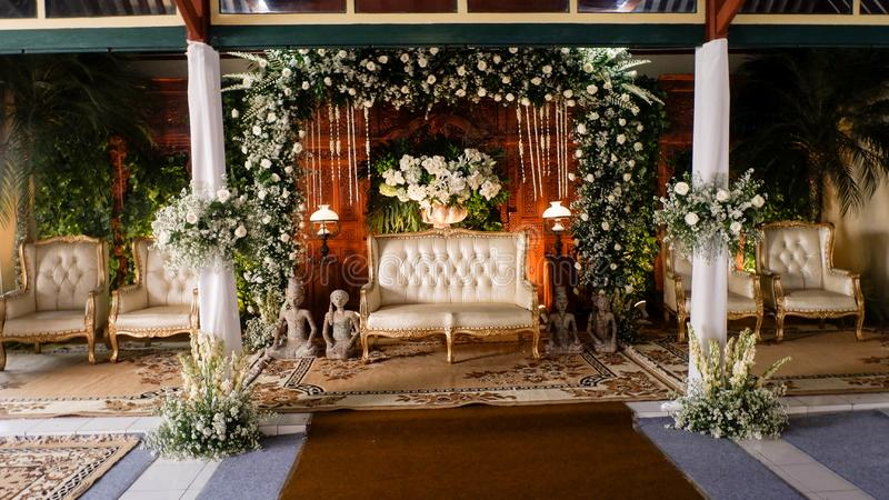 Wedding Stage Decoration Stock Photos Download 1 781 Royalty