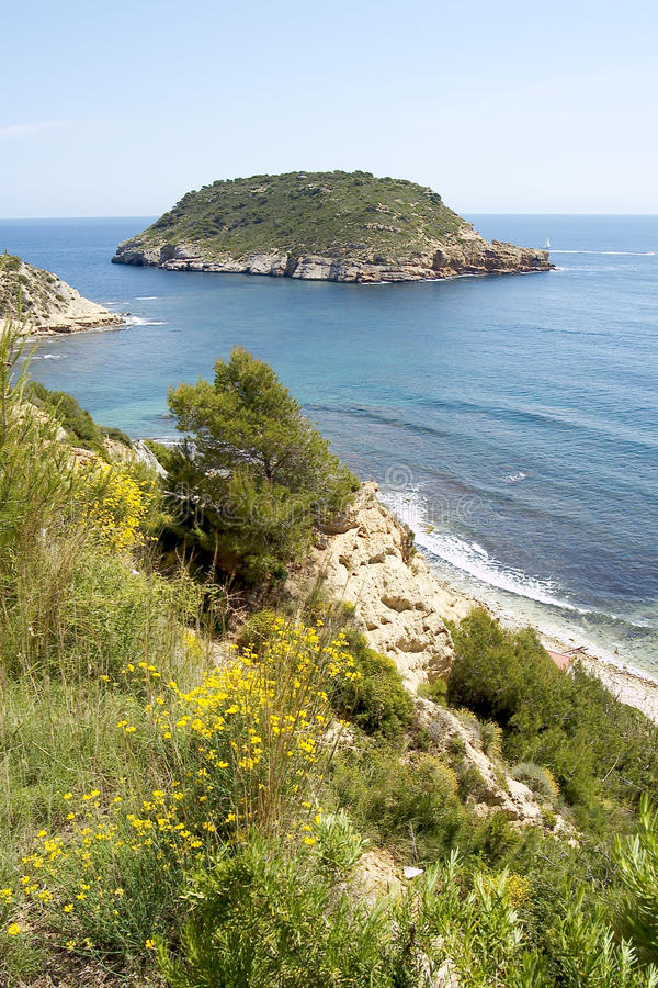 Download Javea -  Alicante Province- Spain Stock Photo - Image: 10450380