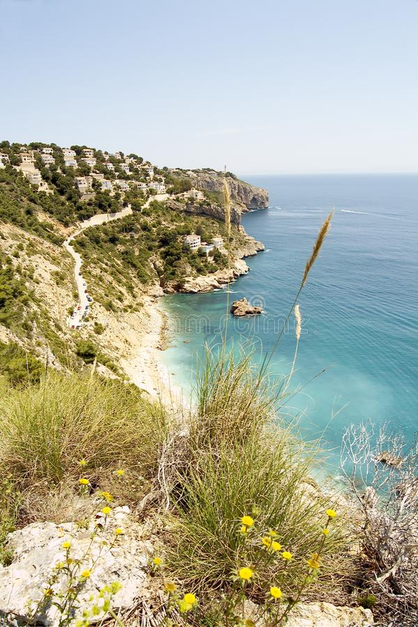Download Javea -  Alicante Province- Spain Stock Image - Image of destinations, mountains: 9338431