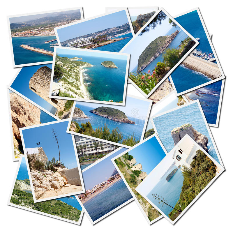 Javea Mediterranean City Of Alicante Province Royalty Free Stock Photo