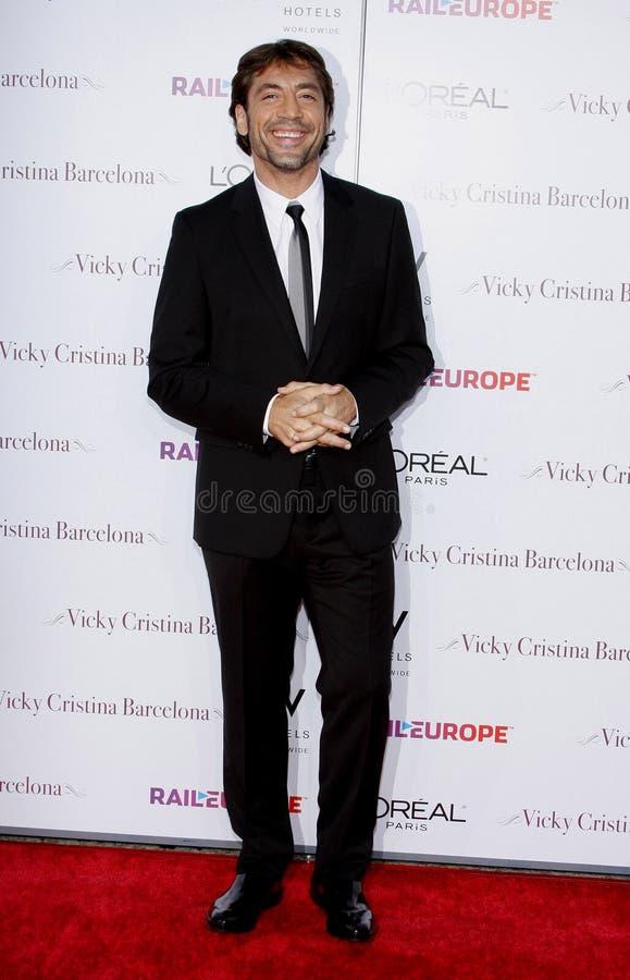 Javier Bardem foto de stock royalty free