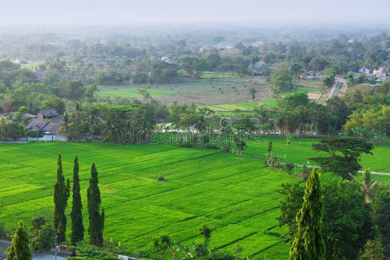 Jawańczyka krajobraz 1 zdjęcie stock