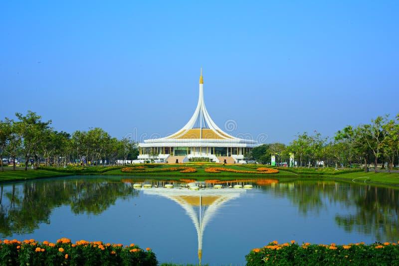 Jawny parkland Suan Luang R 9 w Bangkok obrazy stock