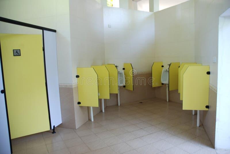 jawny washroom obrazy stock