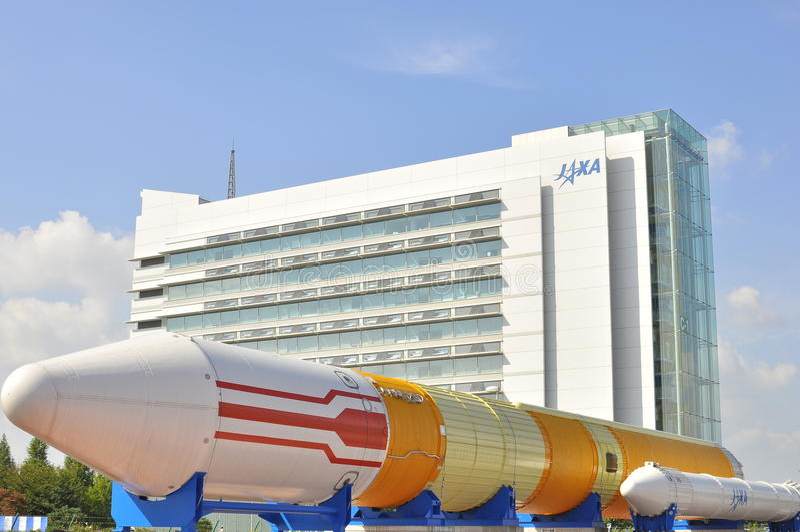JAXA - Japanese Aerospace Exploration Agency Editorial Stock Image
