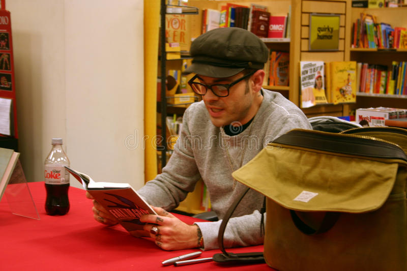 Download Jay Bakker Reads From Fall To Grace Editorial Photo - Image: 17919096
