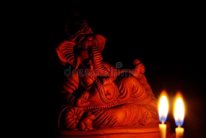 Jay Ganesha royaltyfria bilder