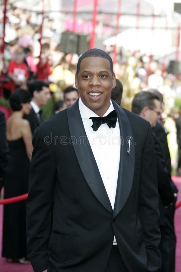 Jay-Z royalty free stock photo