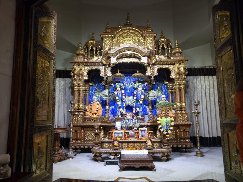Jaya de Sri e estátuas de Vijaya fotografia de stock royalty free