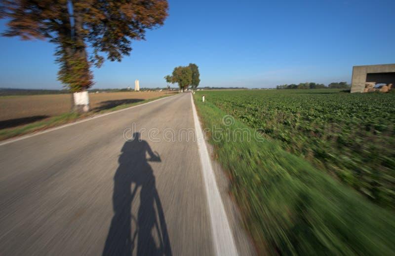 jazda rowerów zdjęcie royalty free