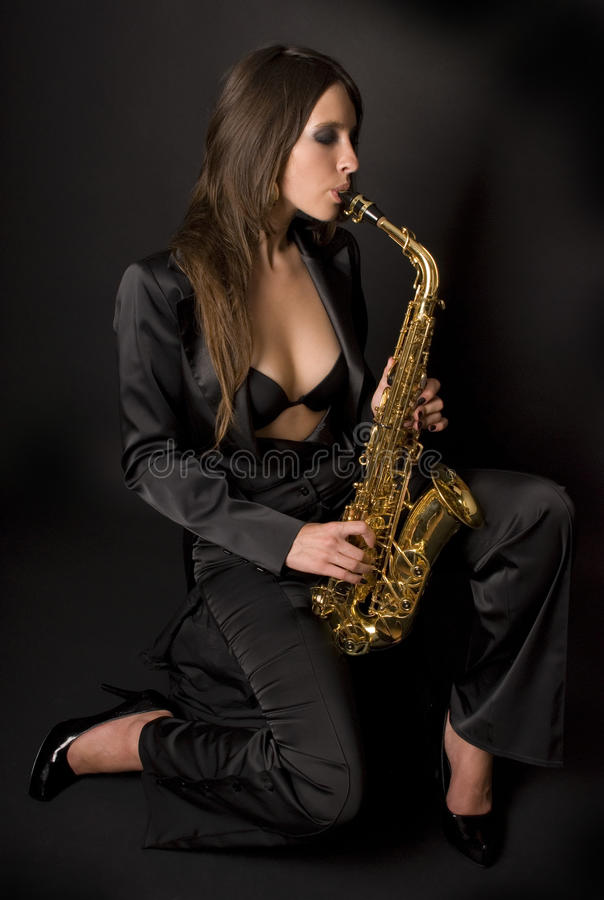 Jazz 2 stock photo